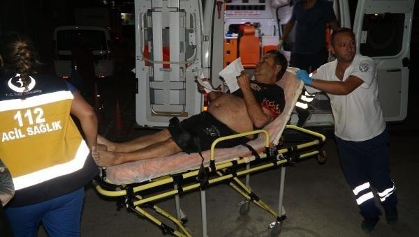 Enez'de yazlıkçı cinneti: 1 ölü 3 yaralı
