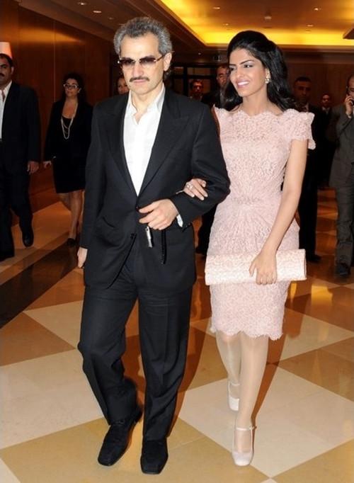 İşte Ortadoğu'nun en zengin adamı Bin Talal