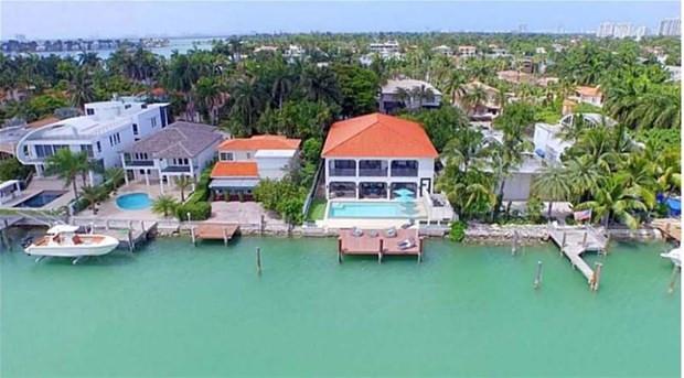 İşte Acun Ilıcalı'nın Miami'deki malikanesi