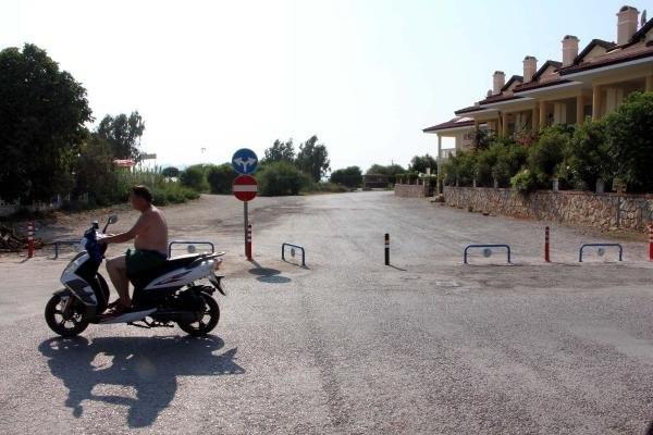Fethiye'de zengin - fakir tartışması
