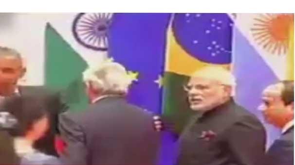 G-20'ye damga vuran anlar