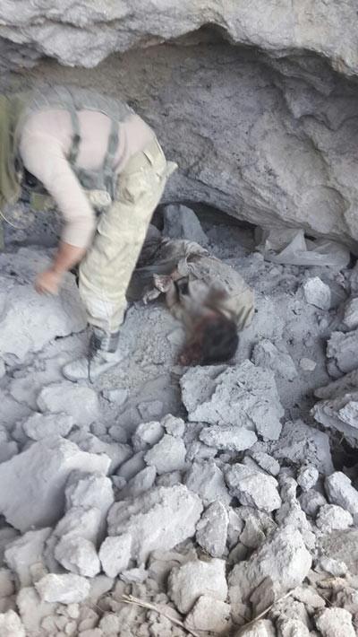 Çukurca'da PKK'nın inine girildi !