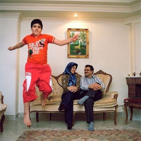 İran'ın bilinmeyen fotoğrafları