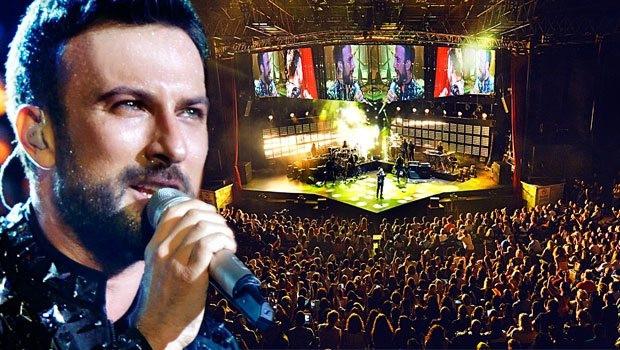 Tarkan'ın konser sayısı parmak ısırtıyor