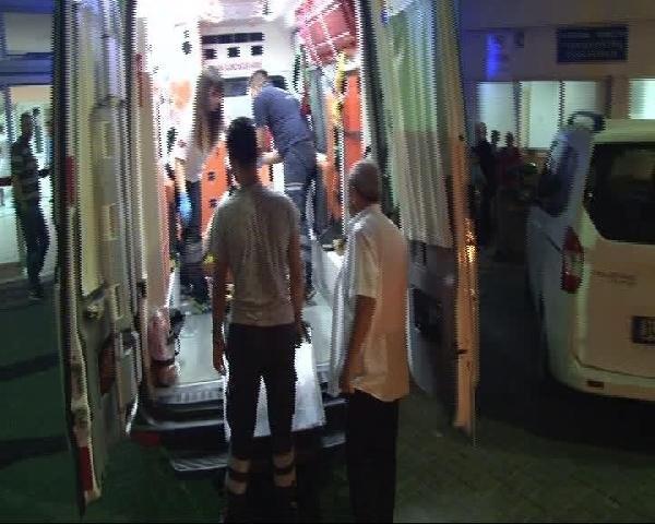 Beyoğlu'nda ünlü restorana kurşun yağmuru