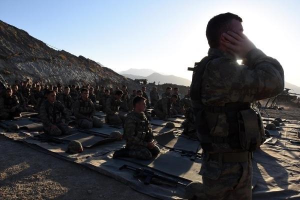 PKK'ya en büyük darbenin vurulduğu Kaletepe'de bayram namazı