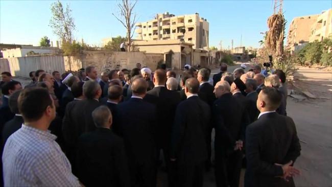 Beşar Esad: Vatan kucağına dönün