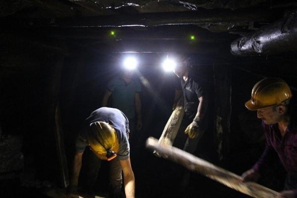 Denizin altında 40 milyon tonluk kömür rezervi !