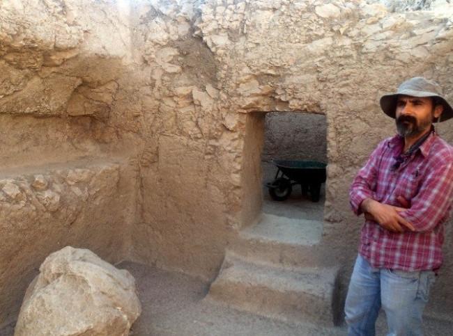 Urartu krallarına ait mezar bulundu