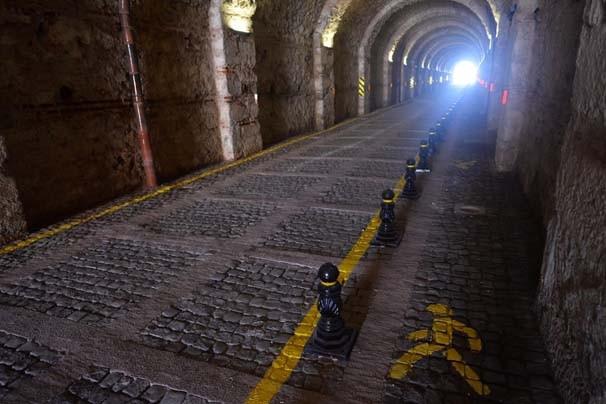 Beylerbeyi Tüneli açılıyor ! 50 dakikalık yol 3 dakika...