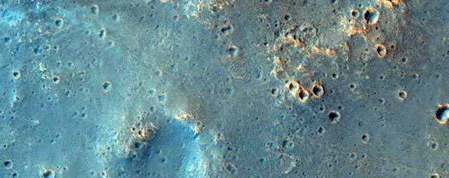 Mars'ın en net fotoğrafları yayınlandı
