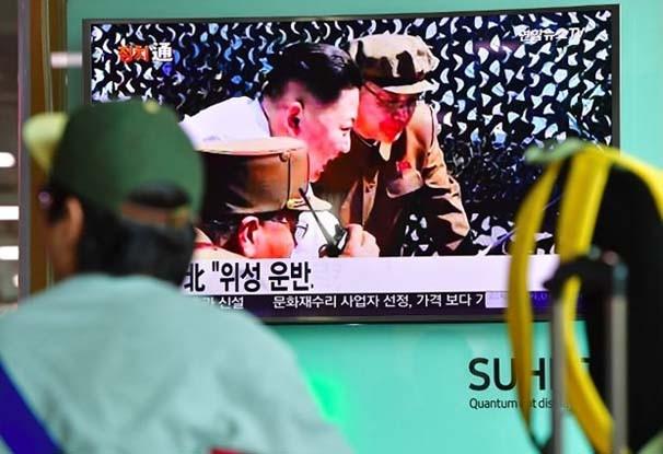 Kozey Kore şimdi de roket motoru denedi