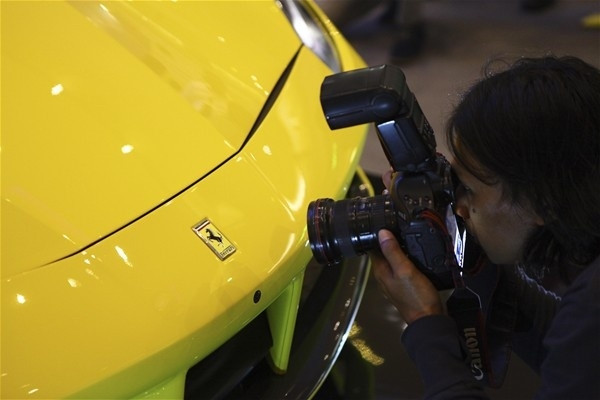 Ferrari 488 Spider tanıtıldı