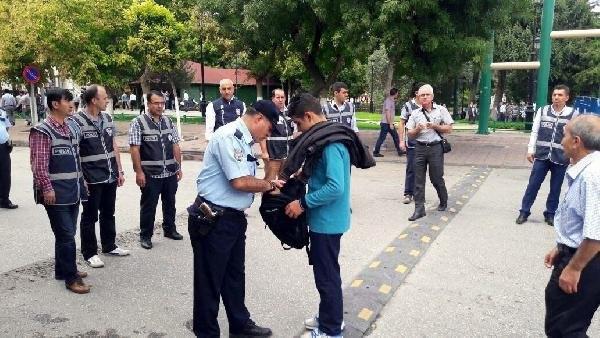 Gaziantep'te camiye saldırı istihbaratı alarma geçirdi