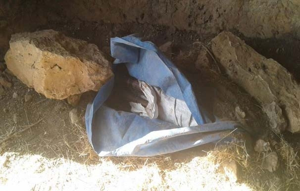 Şırnak'ta PKK'nın silah depoları bulundu