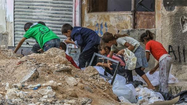 IŞİD okula da bomba koymuş !