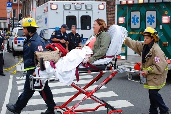 ABD'de tren kazası ! Çok sayıda yaralı var