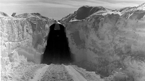 İşte Amerika'nın gömdüğü gizli üs