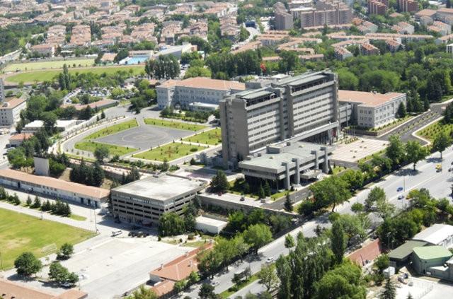 İşte Türkiye'nin Pentagonu