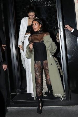 Kardashian'ın tecavüz korkusu