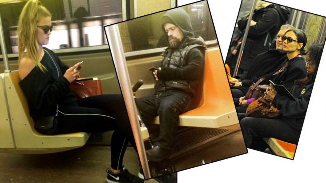 Uzun süredir gözükmüyordu... Metro'da görüldü