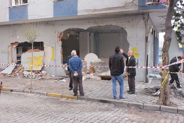 Bombalı saldırının olduğu yerde bugün