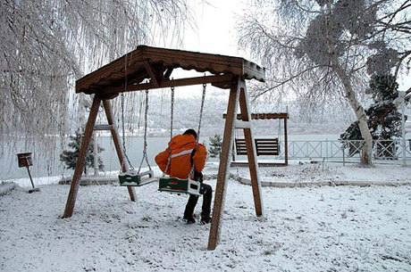 Türkiye karla kaplandı