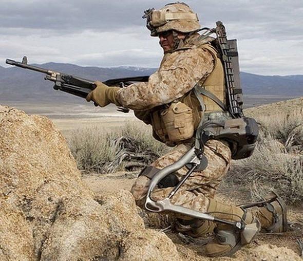 İşte teknoloji harikası savaş makineleri