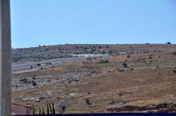 Suriye sınırdaki duvarın son hali görüntülendi