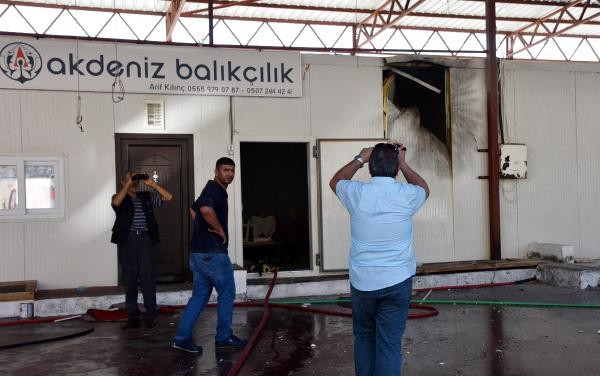 ANTALYA'DA ROKETLİ SALDIRI !