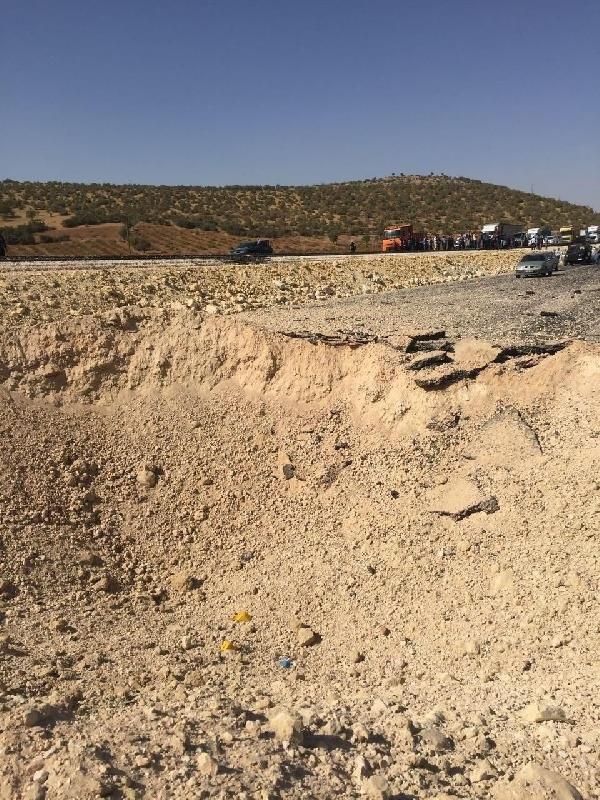 Mardin'de 1 ton bomba kullanıldı