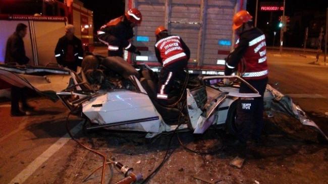 Alkollü sürücü dehşeti: 3 ölü, 1 yaralı