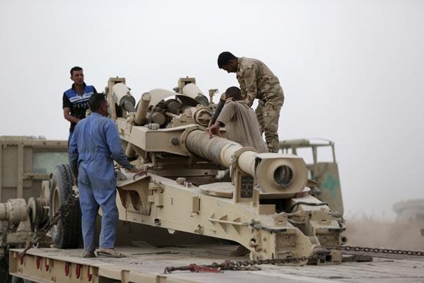 Musul operasyonu için son hazırlıklar