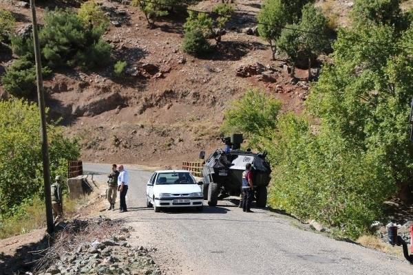 PKK operasyonu devam ediyor !