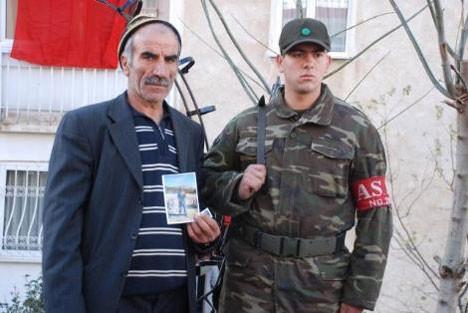 Şehit Er Turan Damgacı son yolculuğuna uğurlandı
