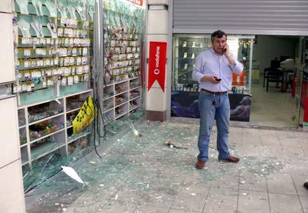 Ankaradaki patlamadan dehşet verici kareler