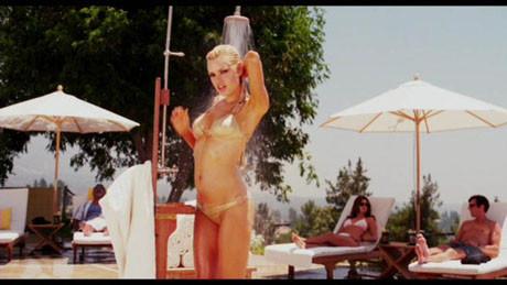 2008 yazının en iyi bikini taşıyan ünlüleri