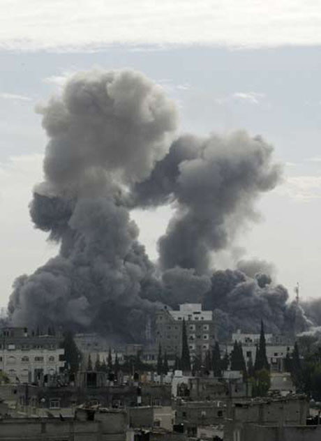İsrail savaşın fitilini ateşledi