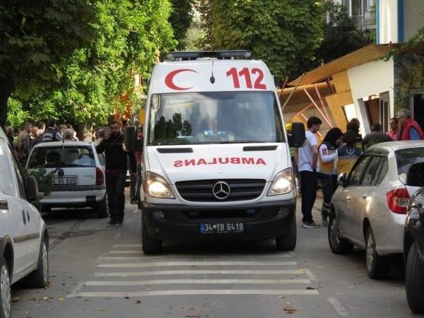 İstanbul'da yine ''harfiyat kamyonu'' faciası !