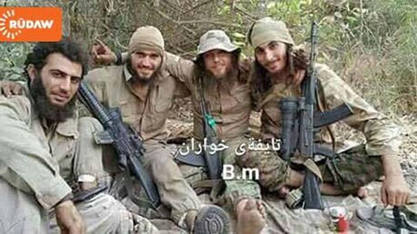 IŞİD'linin telefonundan bakın ne çıktı...