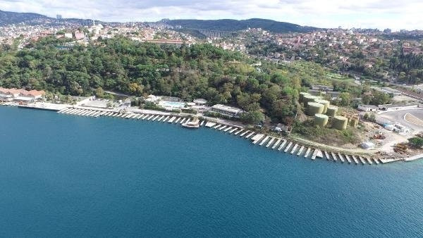 İstanbul Boğazı'na yeni yürüyüş yolu