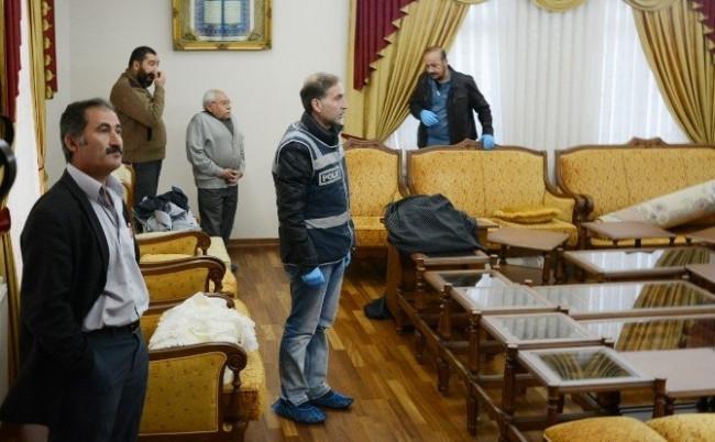 Fetullah Gülen'in sağ kolunun villasında bulundu