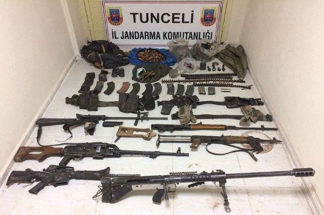TSK'dan teröristlerin belini kıran darbe