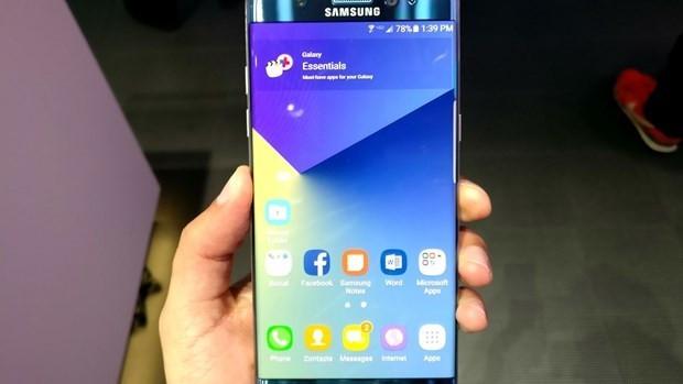 Galaxy S7 Edge'de ''batarya sorunu'' iddiası