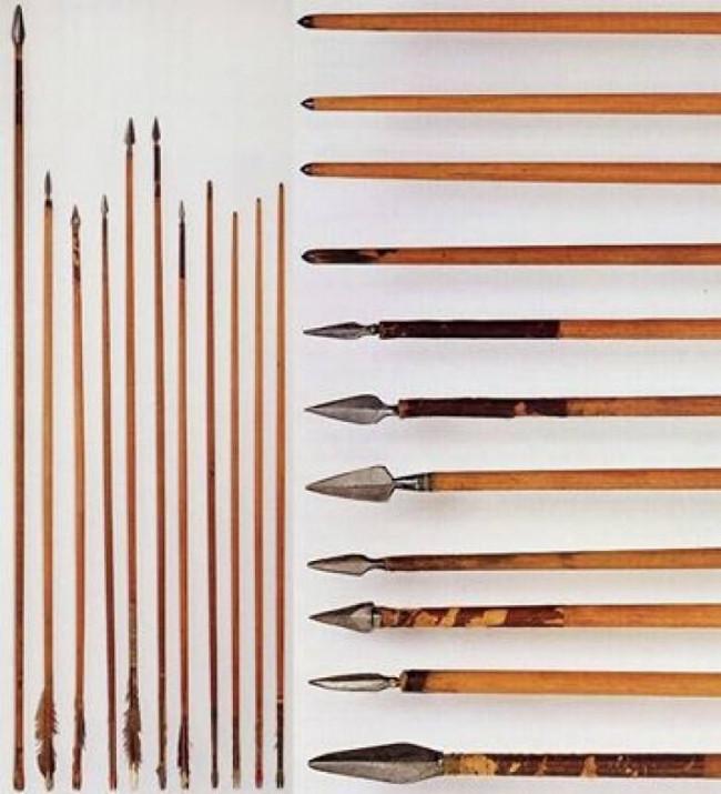 Tarih boyunca Türkler tarafından kullanılan savaş aletleri