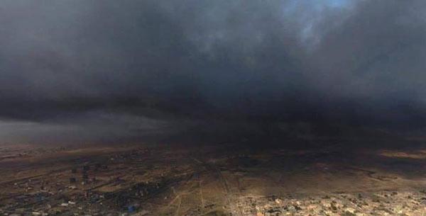 Türkiye'ye asit yağmuru uyarısı: Pencereleri kapatın