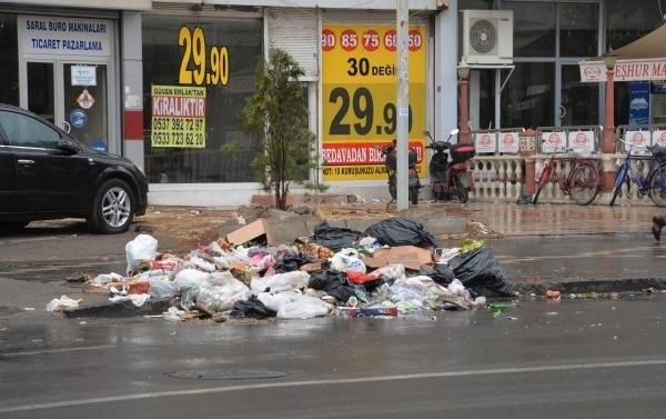 Diyarbakır'da hayat felç oldu !