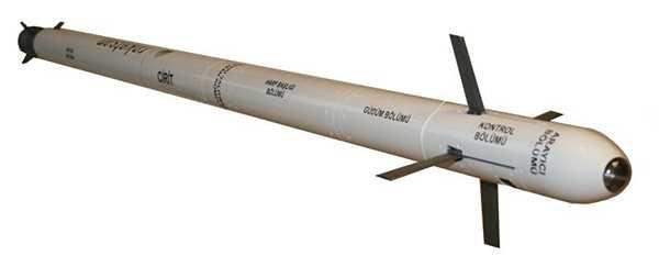 Türk ordusunun füzeleri