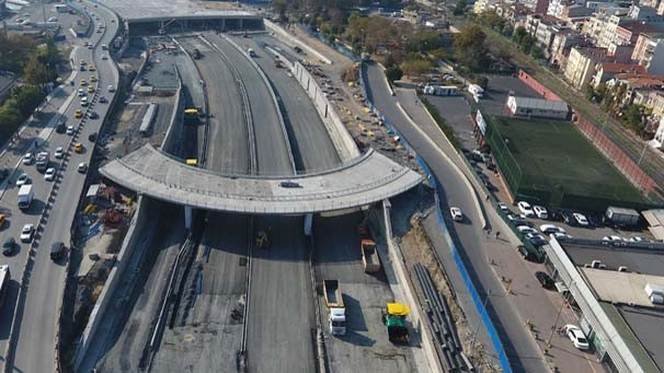 Avrasya Tüneli'nde son 50 gün
