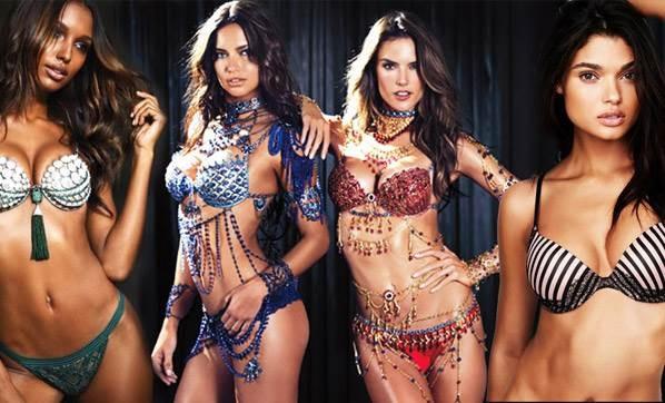Victoria's Secret 2016 defile kadrosu!